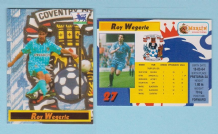 Coventry City Roy Wegerle USA 27